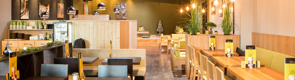 myfirst.kitchen - Restaurant · Cafe · Bar · Lounge - Siegen